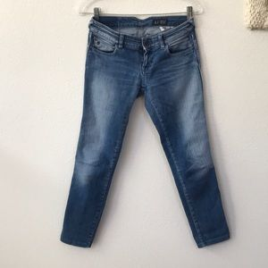 Armani Jeans with Sparkly Pockets
